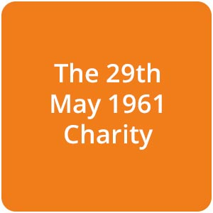 The 29th May 1961 Charity